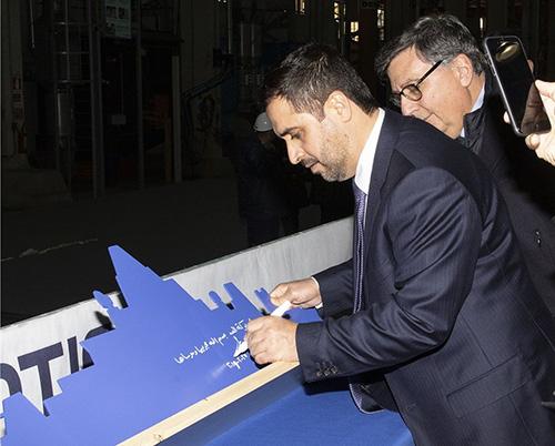 Fincantieri Starts Work on First Patrol Vessel for Qatar