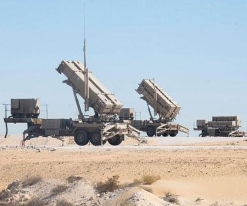 First Military Drill Continues at Saudi Arabia's Air War Center