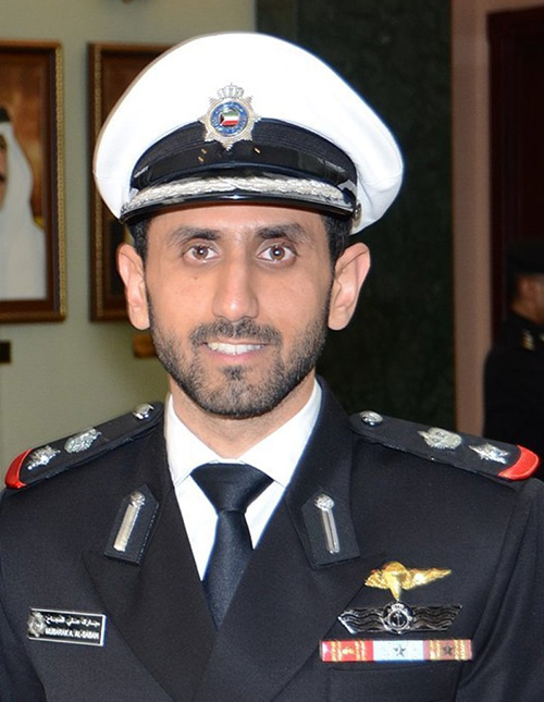 "France Names Kuwaiti Commander ""Defense Figure"" of 2017"