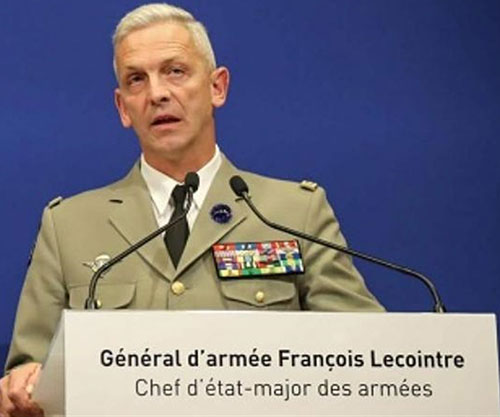 French Army Chief-of-Staff Visits Lebanon
