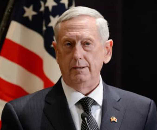General Dynamics Elects Jim Mattis to Board of Directors