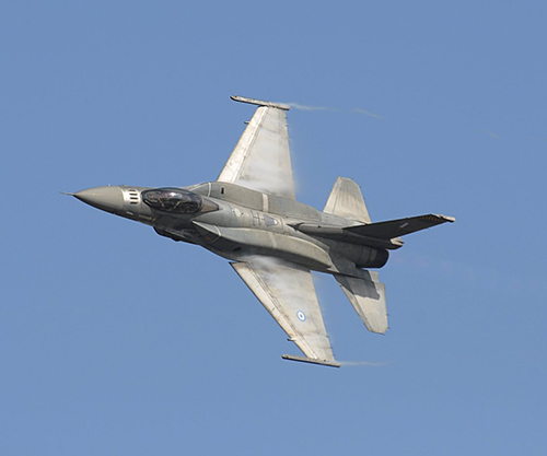Greece Requests F-16 Sustainment Material & Services