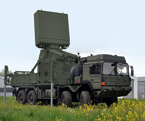 HENSOLDT Presents TRML-4D Air Surveillance & Target Acquisition Radar