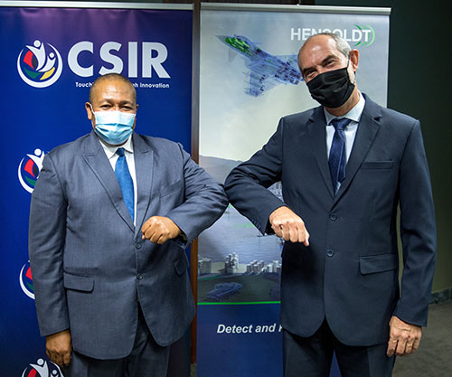 HENSOLDT South Africa, CSIR Sign Agreements for New Radar Development