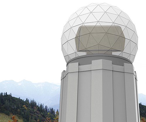 HENSOLDT to Supply 4 Long-Range Radars for German Airspace Surveillance