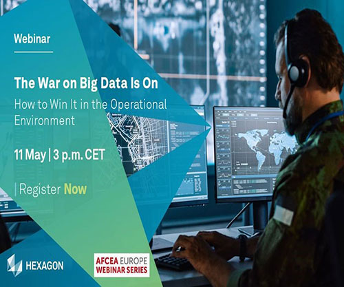 Hexagon Concludes Webinar on 'How to Win the War on Big Data'