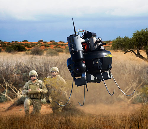 Honeywell Launches World's Smallest SATCOM Technology for UAVs