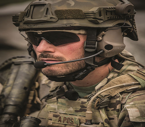 INVISIO Launches First Headset for All Mission Scenarios