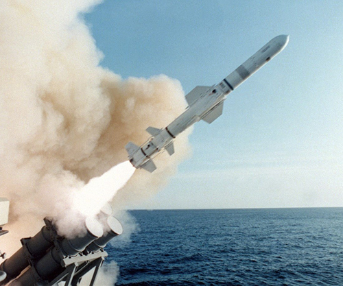 India to Get Harpoon Joint Common Test Set (JCTS)