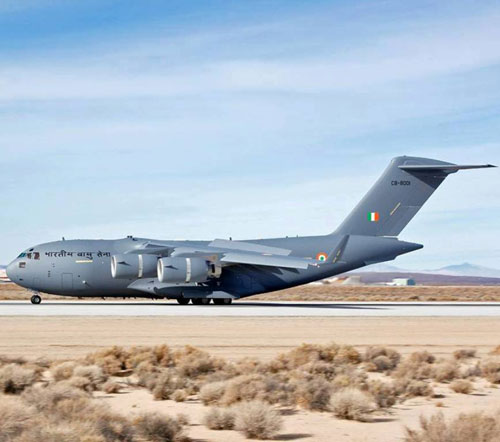 India to Acquire Another Boeing C-17 Transport Aircraft