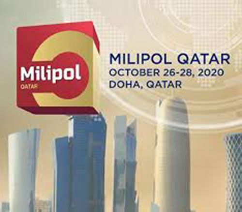 International Exhibitors Sign Up for Milipol Qatar 2020