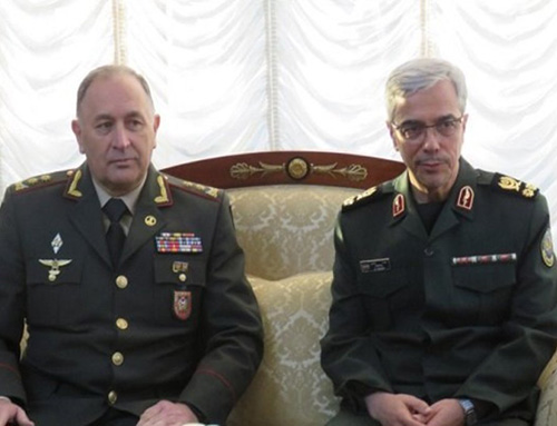 Iran, Azerbaijan Sign MoU to Boost Defense Cooperation