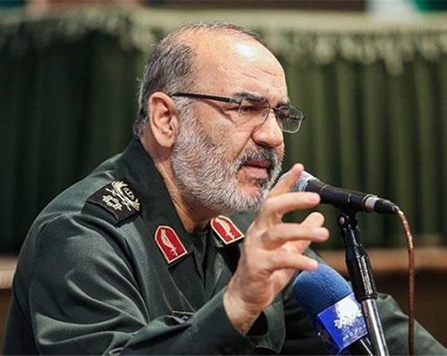 Iran Names General Salami New IRGC Top Commander