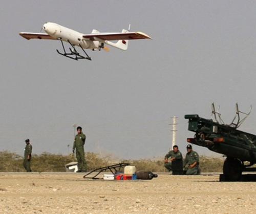 Iran Tests New Drones, Fighters in Massive Drills