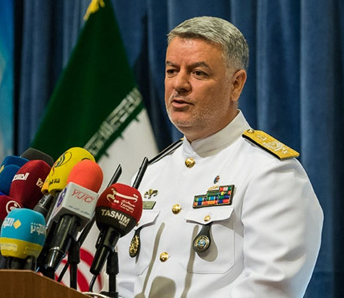 Iranian Navy to Get New Destroyers, Subsurface Vessels