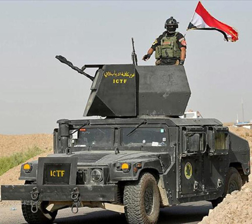Iraq, Iran to Stage Joint Military Drills at Borders