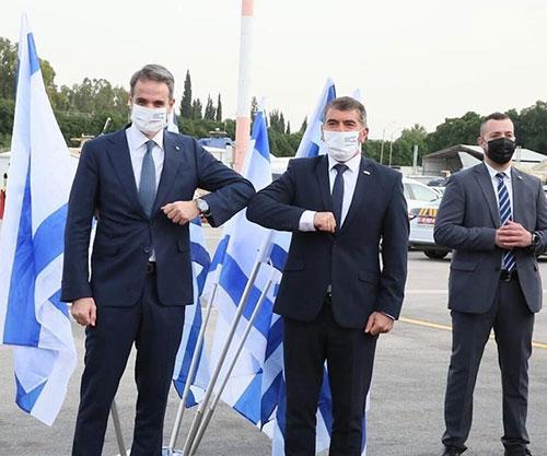 Israel, Greece Sign Biggest Ever Defense Deal
