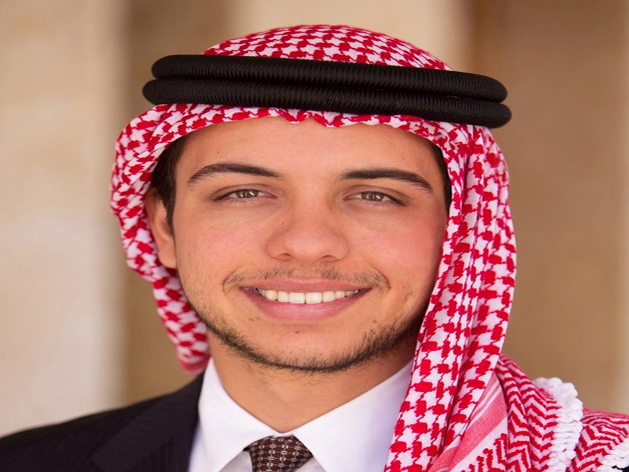 Jordanian Crown Prince Promoted to First Lieutenant