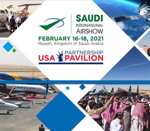 Kallman Eyes Large U.S. Participation at Saudi International Airshow