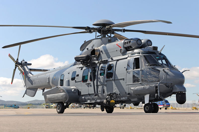 Kuwait Orders 24 Airbus-Built Caracal Helicopters