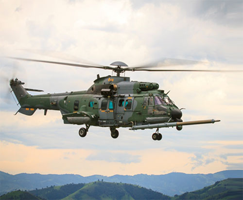 Kuwait Responds to Inquiries about Caracal Aircraft Defects