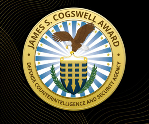 L3Harris Wins U.S. DoD Highest Industrial Security Practices Award