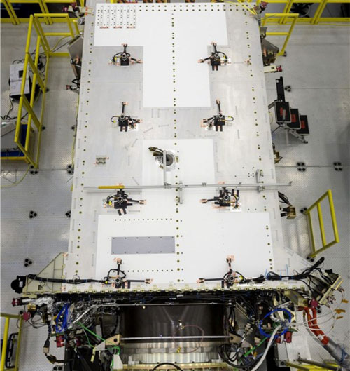 Second Lockheed Martin GPS III Satellite in Full Production