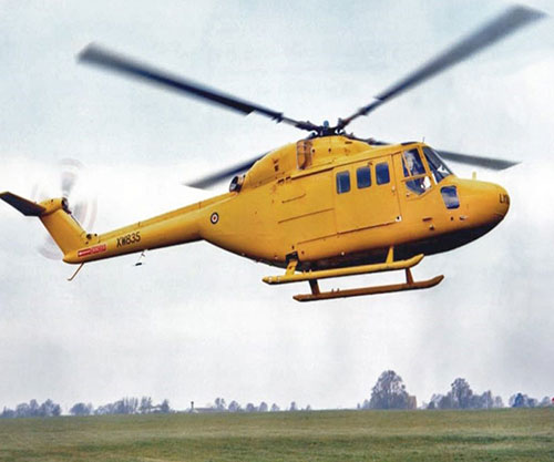 Leonardo's Lynx Helicopter Marks 50 Years Since Maiden Flight