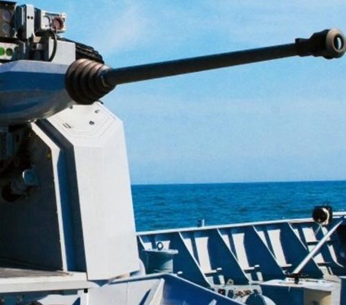 Leonardo's New Marlin 40 Naval Defense System at DIMDEX