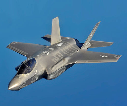 Leonardo DRS to Deliver Over 150 P5CTS for F-35 Aircraft