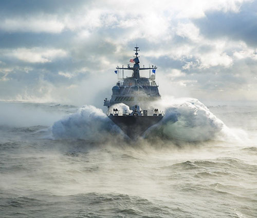 Littoral Combat Ship 19 (St. Louis) Completes Acceptance Trials