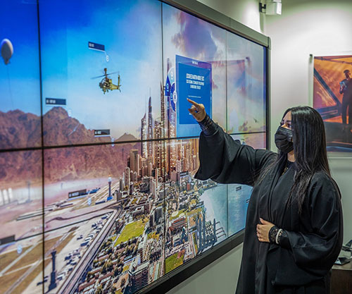 Lockheed Martin Runs UAE-Designed AI Inspection Capability on Aircraft Programs