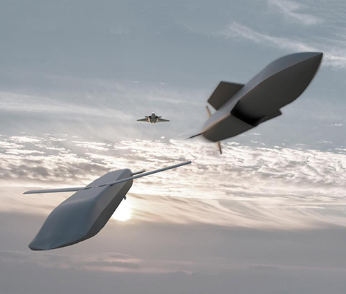 MBDA Unveils its Vision of Future Air Systems