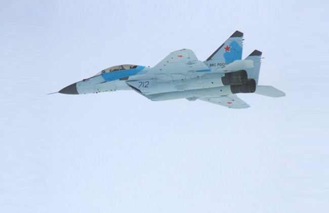 Russian Defense Ministry to Acquire MiG-35 Fighter Jets