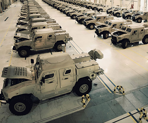 NIMR Celebrates 20th Anniversary as Leading Military Vehicle Manufacturer