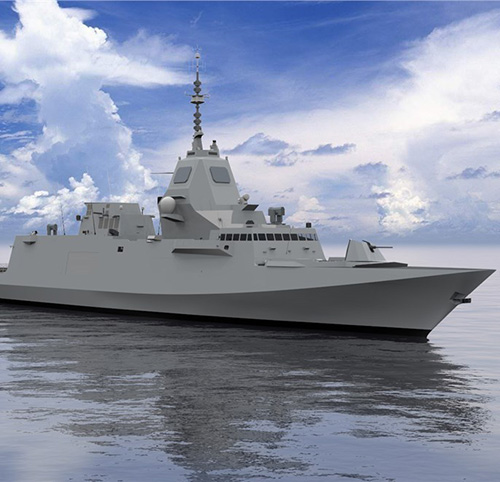 Naval Group, Fincantieri to Co-Bid for Canada's Warship Design