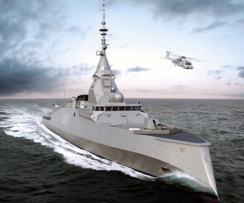 Naval Group Exhibits at DEFEA in Greece