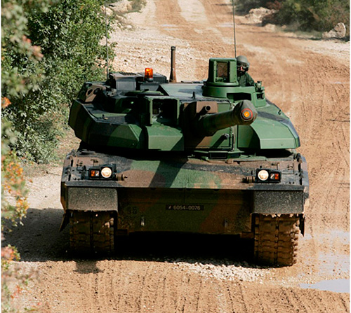 Nexter Munitions, EURENCO Co-Developing High Quality Tank Ammunition