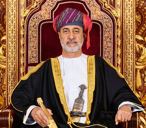 Oman Celebrates Sultan's Armed Forces Day