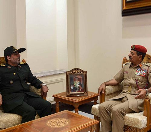Oman Receives Iranian, Pakistani Military Delegations