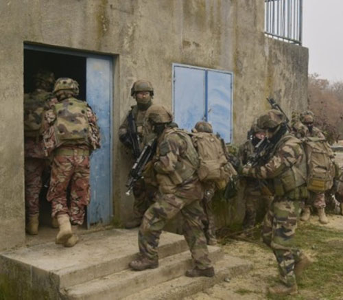 Omani-French 'Mountain Warrior-3' Exercise Concludes in Soissons