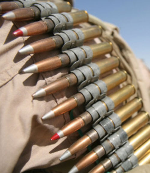 Orbital ATK to Supply .50 Caliber Ammunition to U.S. Army
