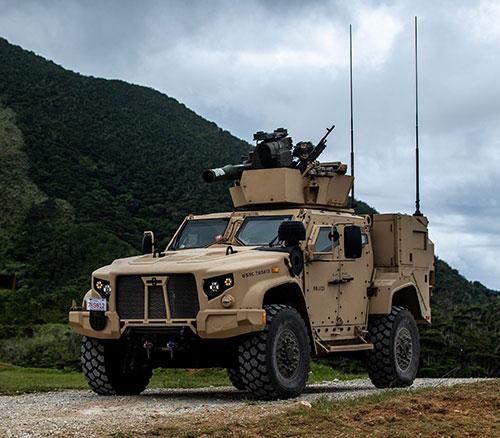 Oshkosh Defense Receives New JLTV Order from US Army
