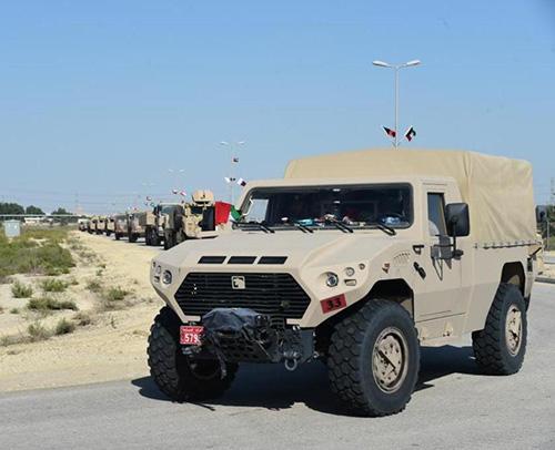 Peninsula Shield/10 Exercise Kicks Off in Saudi Arabia