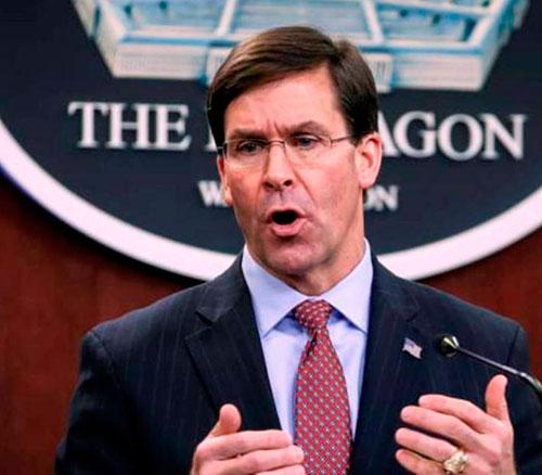 Pentagon Freezes Overseas Troop Movements for 60 Days