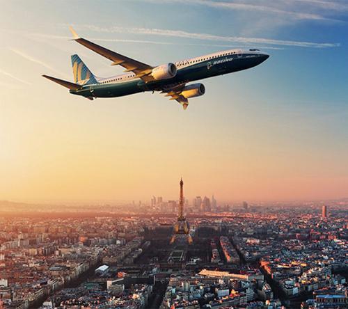 Boeing Reaps $74.6 Billion at Paris Air Show