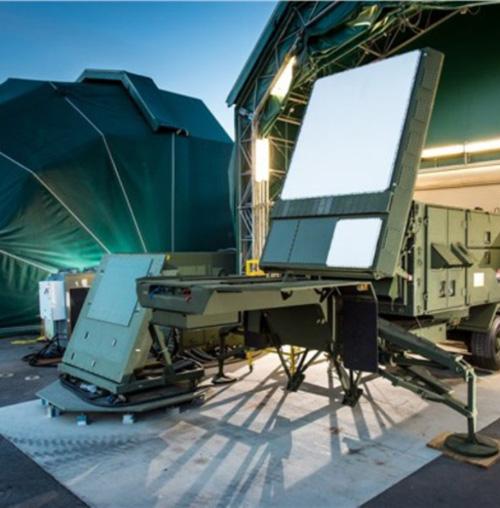 New Raytheon Radar Demos Reliability, 360-Degree Capability