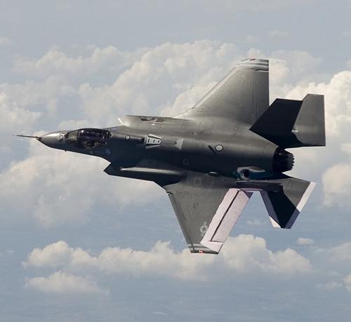 Harris to Upgrade F-35 Lightning II Mission System Avionics