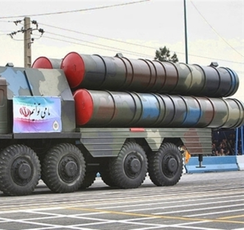 Iran to Launch Own Version of S-300 Missile Shield by 2018