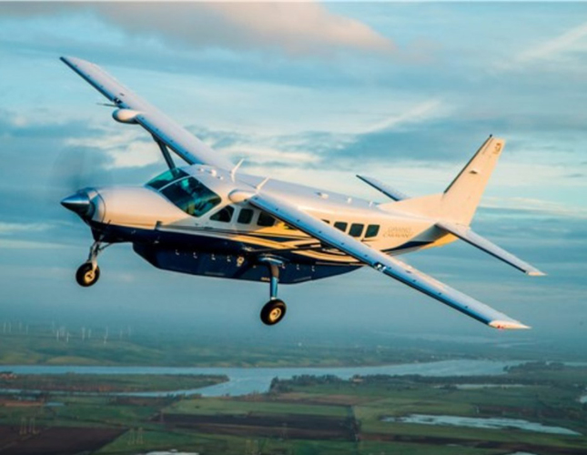 Textron Aviation Enhances Cessna Caravan Platform